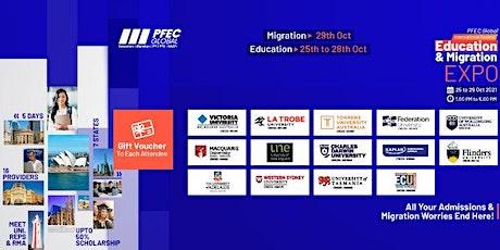 International Education & Migration Expo tickets