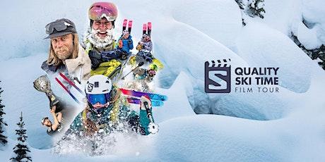 Quality Ski Time Film Tour presented by Salomon   Jackson tickets