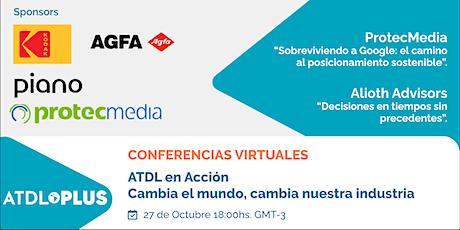 Conferencias Virtuales: ATDL en acción. boletos