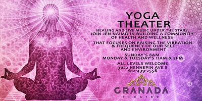 Live Music and Yoga under the stars