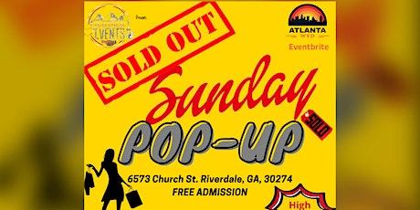 POP UP SHOP Series tickets