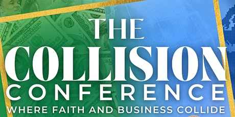 The Collision Conference tickets