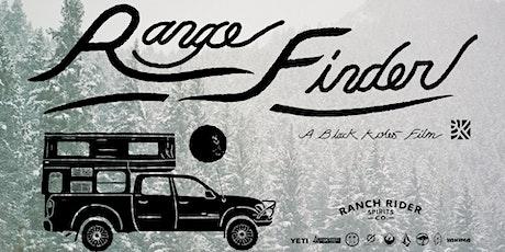 Range Finder Film Tour San Diego tickets