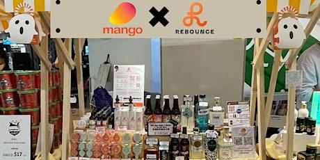 Mango限量版手工啤酒同6款特選Gin酒,仲有近排最興既CBD tickets