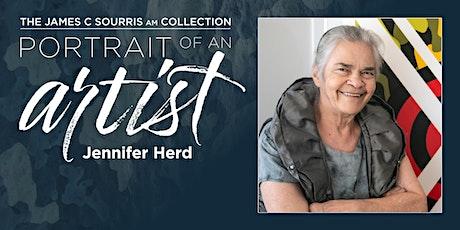 Portrait of an Artist: Jennifer Herd tickets