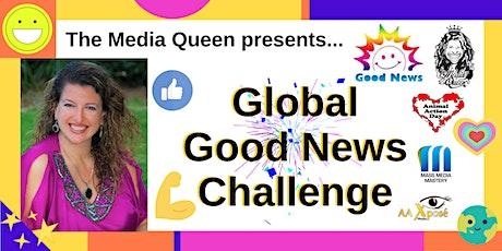 Global Good News Challenge - November 2021 tickets