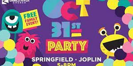 James River Church October 31st Party tickets
