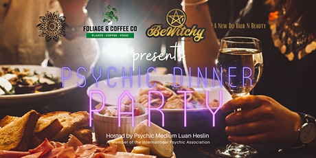 Psychic Dinner @ Foliage & Coffee Co tickets