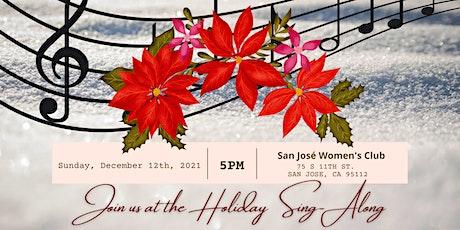 Opera Cultura Presents: Holiday Sing-Along 2021 tickets