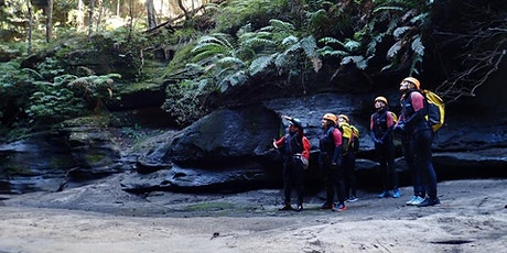 Women's Wallangambe Canyon Adventure // Sunday 27th November tickets