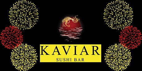 Kaviar Sushi Bar - New Years Party tickets
