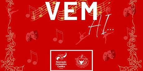 CONGRESSO ESTADUAL DO MINISTÉRIO DE MÚSICA E ARTES ingressos