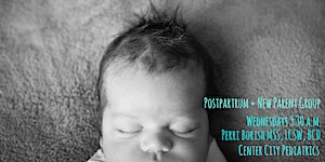 Postpartum and New Parent Therapy Group Winter Session...