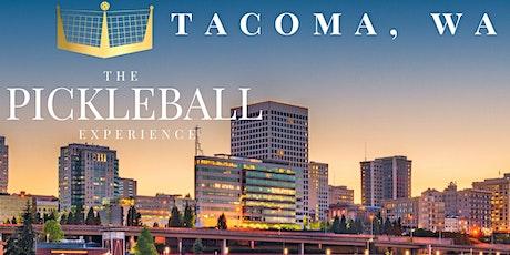 1 Day WOMENS 4+ ONLY Experience Tacoma, Washington. SATURDAY Pay at Door tickets