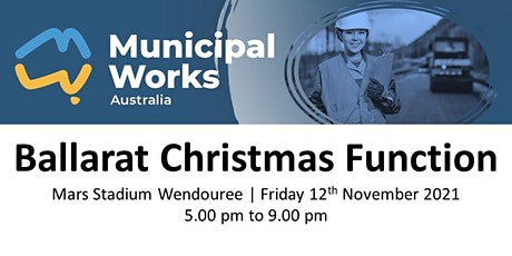Ballarat Branch Christmas Function tickets