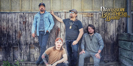 Davisson Brothers Band w/ special guest Johnny Sta tickets