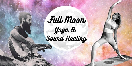 Full Moon Yoga and Sound Healing tickets