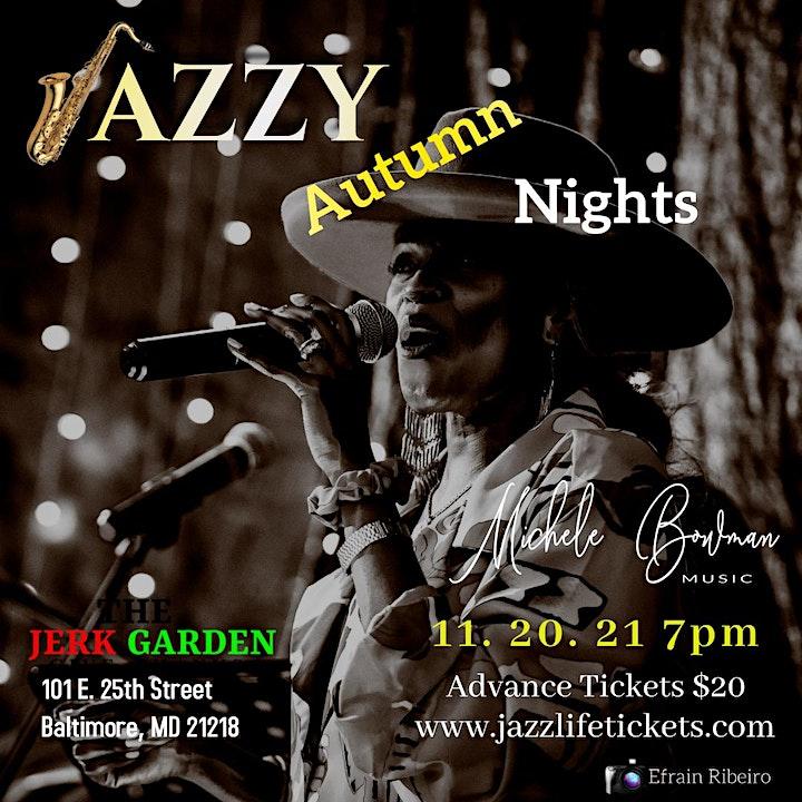 Jazzy Autumn Nights image
