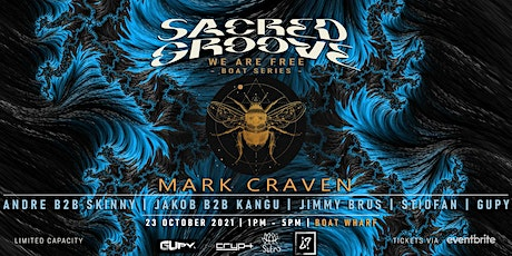 Sacred Groove - WE ARE FREE! tickets