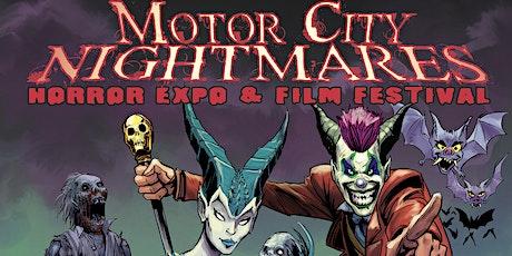Motor City Nightmares 2022 tickets