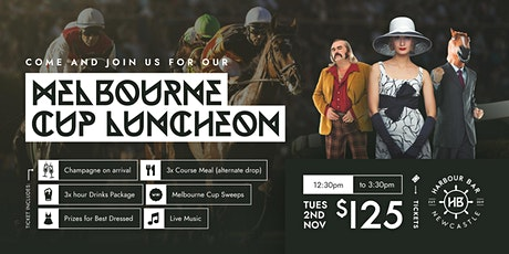 Melbourne Cup Luncheon at Harbour Bar Newcastle tickets