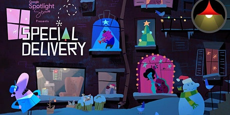 Special Christmas Delivery VR @Girrawheen Library tickets