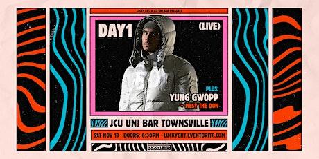 Day1 @ JCU Townsville tickets