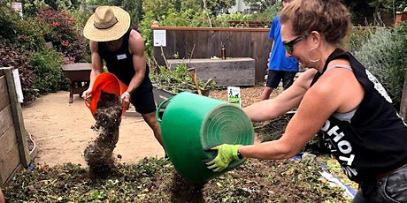 IN PERSON! FREE Urban Composting Workshops 2022 tickets