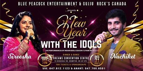 New Year with The Idols tickets