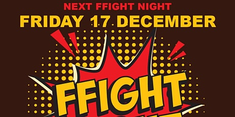 FFight Night December Edition tickets