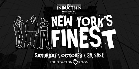 New York's Finest - Rock Hall Induction Weekend 2021 Cleveland tickets