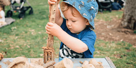Pop up Playgroup at the Park - Prospect tickets