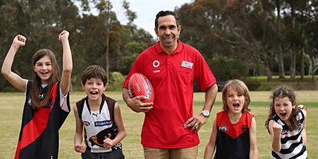 Coles Healthy Kicks program with Eddie Betts - Clinic for 5 to 10 years old tickets