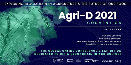 Agri-D. Convention 2021 tickets