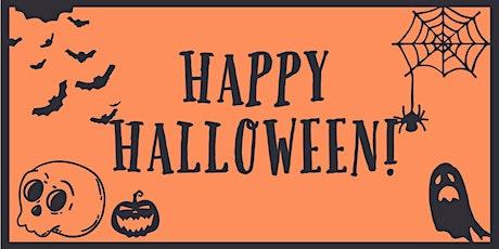 Halloween Mini Circuit   Cafe 25 tickets