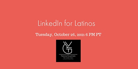 LinkedIn for Latinos tickets