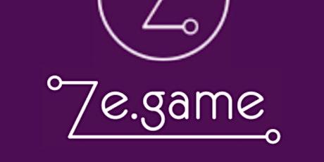 Expérience ze.game : escape game billets