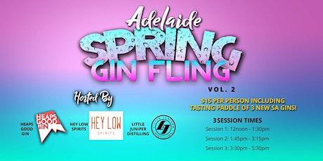 Spring Gin Fling - Vol 2 tickets