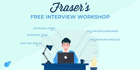 Free University of Adelaide Interview Workshop tickets