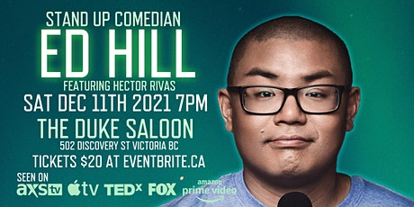 Ed Hill: Live Comedy at the Duke Saloon tickets