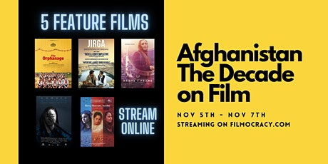 Afghanistan: The Decade on Film tickets