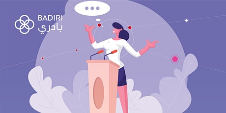 Public Speaking  |  فن الإلقاء والخطابة tickets