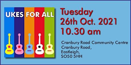 U4A Live Class - The Cranbury Centre, Eastleigh. #20211026 tickets