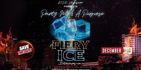 Party With A Purpose: A Fiery Ice Extravaganza tickets