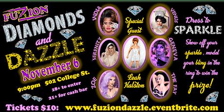 BG FuZion - Nov. 6 Diamonds & Dazzle tickets