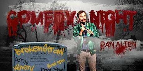 Brokenstraw Valley Winery Comedy Night tickets