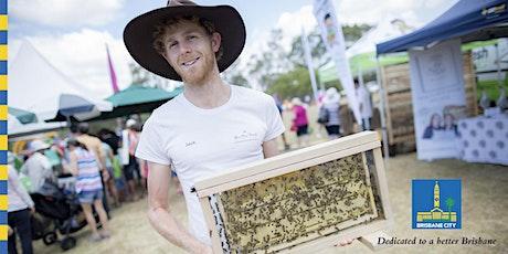 Australian Pollinators Week - Bees Wax Candle Making - 10:30am Sunday tickets