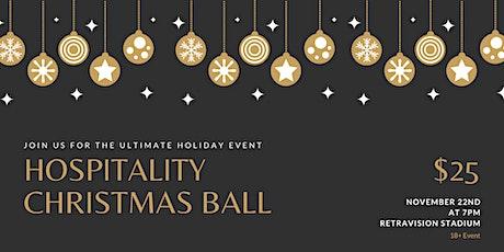 Hospitality Christmas Ball tickets