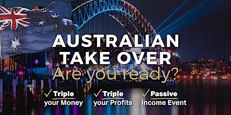 Wealth Creation - Australian Launch tickets
