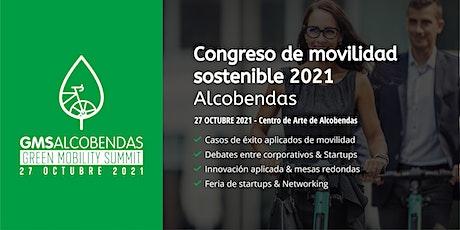 I Congreso  Green Mobility Summit Alcobendas entradas